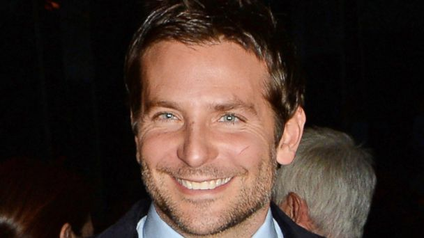 PHOTO:Bradley Cooper attends the Tom Ford show at London Fashion Week AW14 at The Lindley Hall on Feb., 2014.