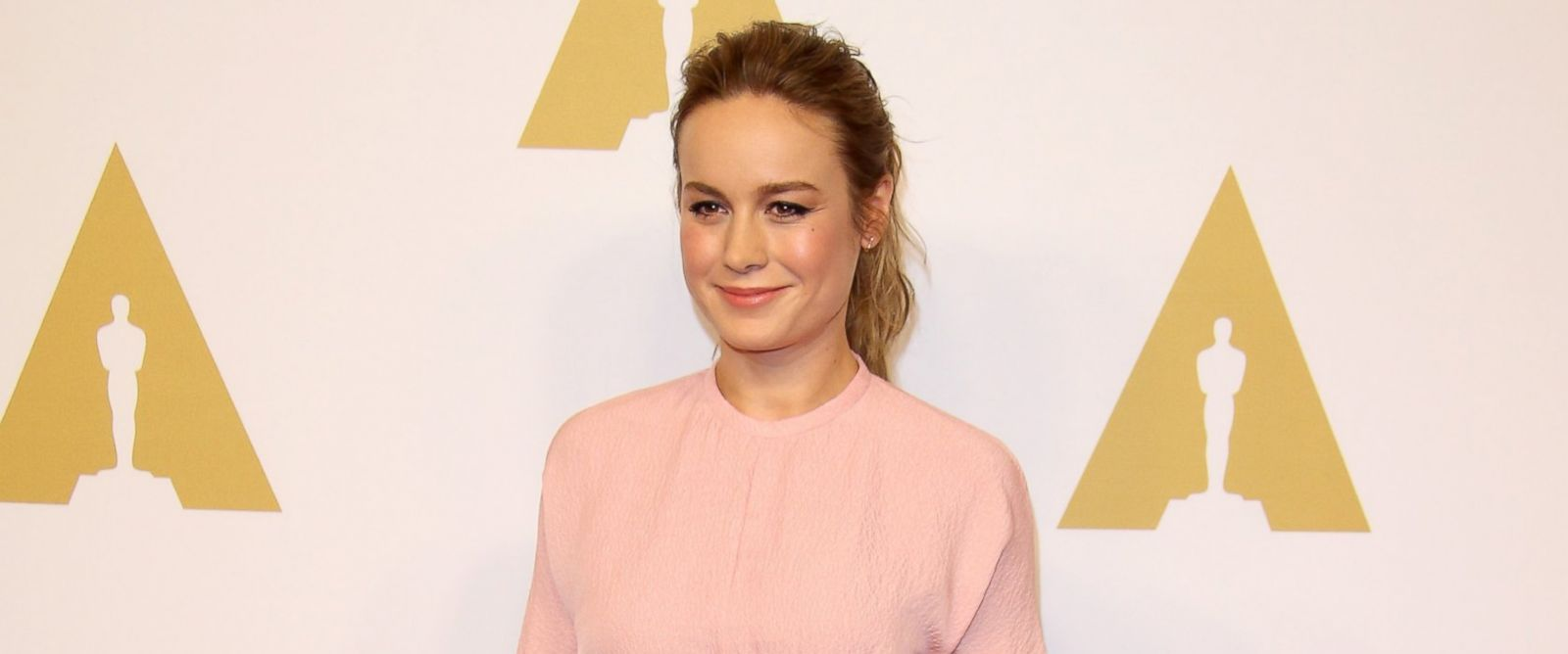 PHOTO: Actress Brie Larson attends the 88th Annual Academy Awards Nominee Luncheon in Beverly Hills, Calif., Feb. 8, 2016.