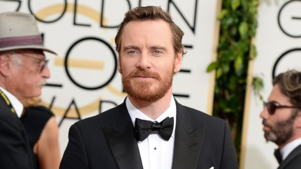 PHOTO: Actor Michael Fassbender attends the 71st Annual Golden Globe Awards held at The Beverly Hilton Hotel in this Jan. 12, 2014, file photo.