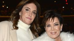 Caitlyn and Kris Jenner Look Gorgeous in White