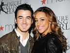 PHOTO: Singer Kevin Jonas and wife Dani Jonas attend the 2012 Skating with the Stars gala at the Wollman Rink in Central Park, April 2, 2012, in New York.