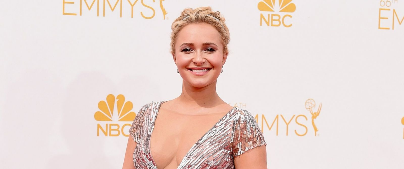 PHOTO: Actress Hayden Panettiere attends the 66th Annual Primetime Emmy Awards held at Nokia Theatre L.A. Live on Aug. 25, 2014 in Los Angeles, Calif.