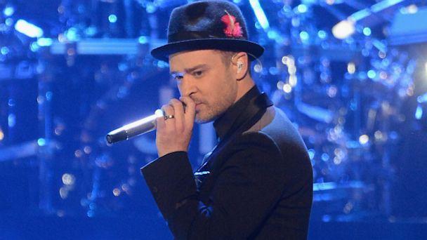 PHOTO:Justin Timberlake