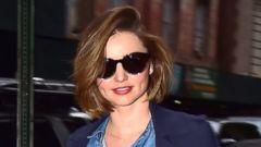 Miranda Kerr Goes Casual in All-Denim