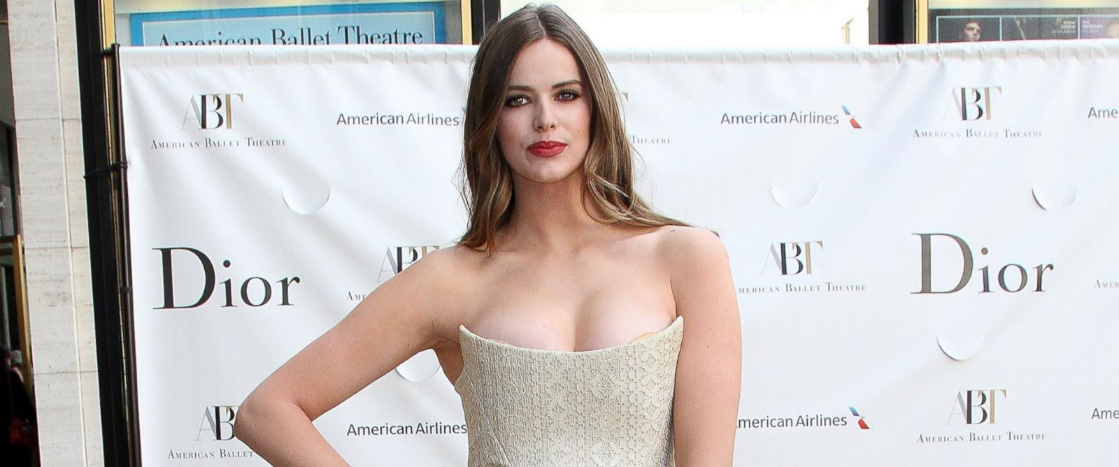 PHOTO: Robyn Lawley attends the 2013 American Ballet Theatre Opening Night Spring Gala at Lincoln Center in this May 13, 2013, file photo in New York City.