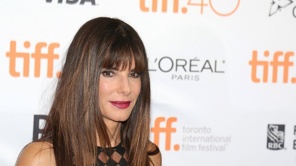 sandra bullock s biggest concern for her son louis   abc news