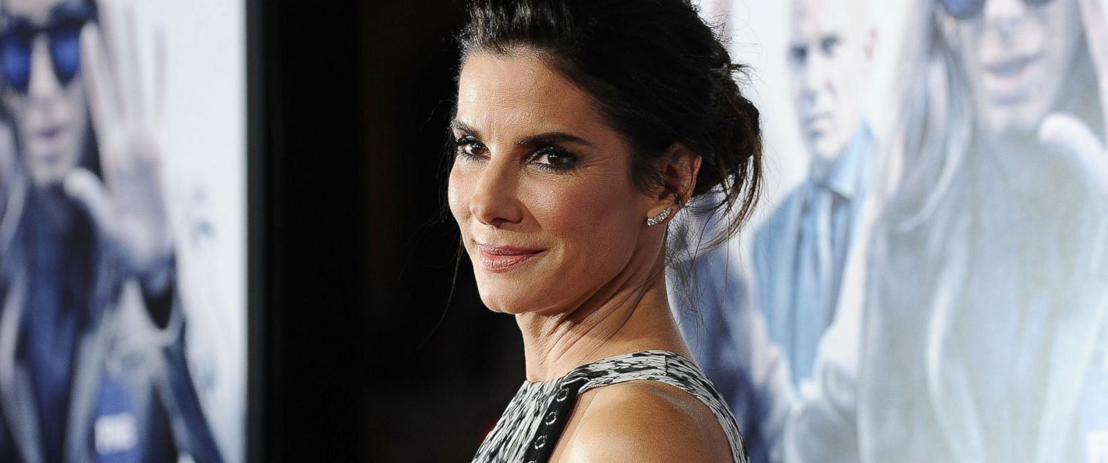 """PHOTO: Actress Sandra Bullock attends the premiere of """"Our Brand Is Crisis"""" at TCL Chinese Theatre in this Oct. 26, 2015 file photo in Hollywood, Calif."""