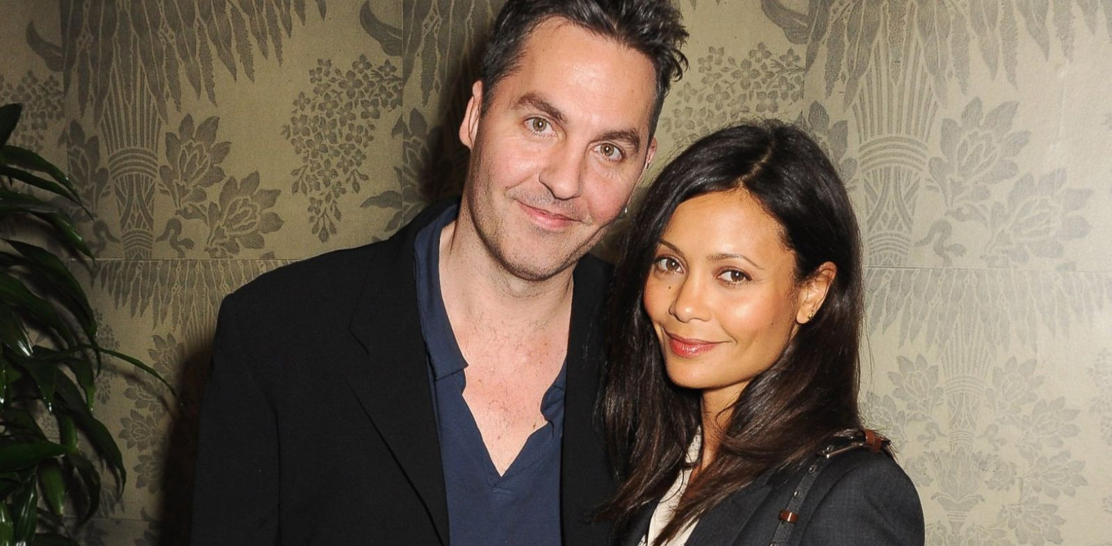 """PHOTO: Ol Parker and Thandie Newton attend """"Private Lives"""" Press Night at Kettners in this July 3, 2013, file photo."""