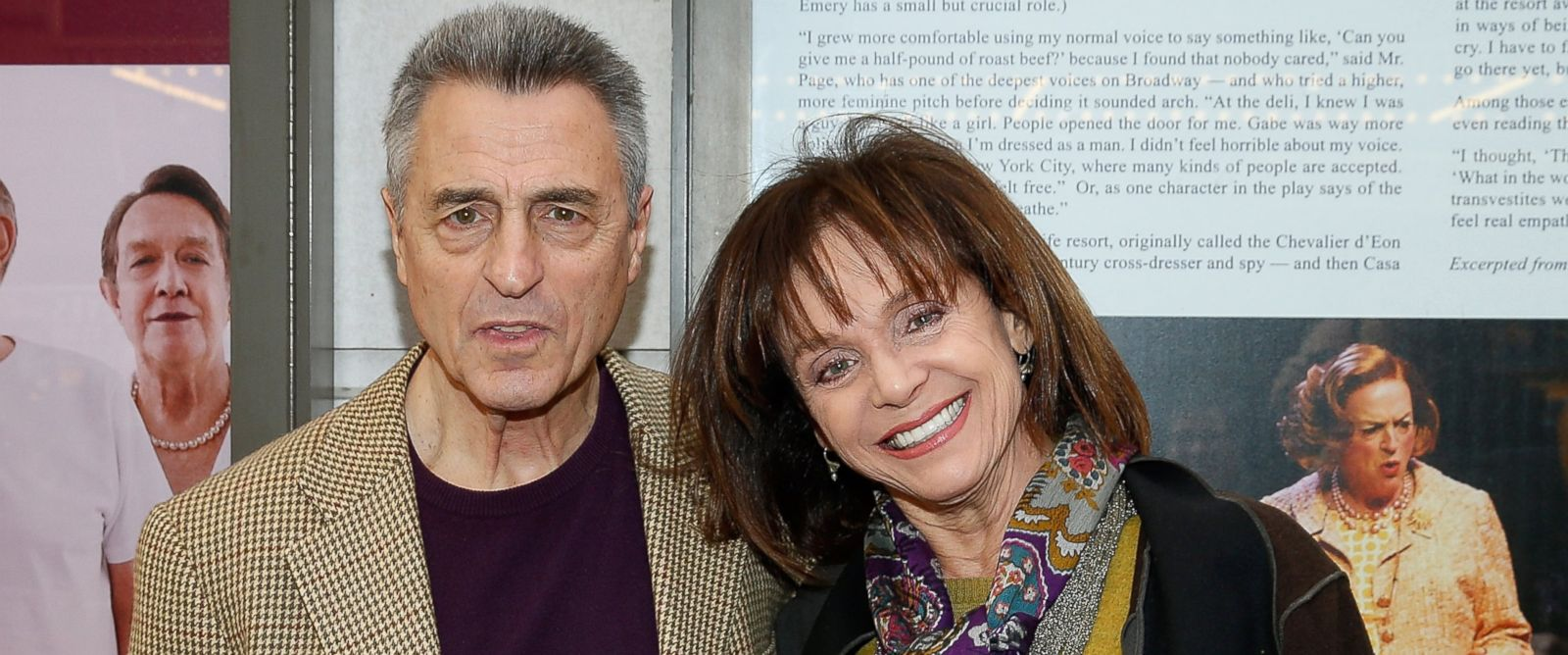 Valerie Harper now