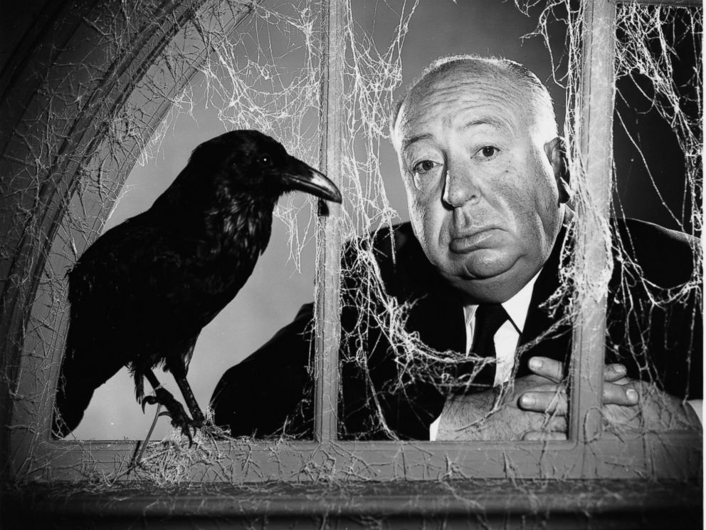 PHOTO: Director Alfred Hitchcock (1899 - 1980) in 1955.