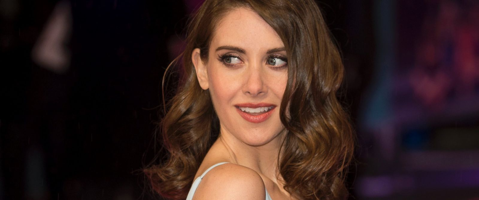 PHOTO: Alison Brie attends the European Premiere of How To Be Single on Feb. 9, 2016 in London.