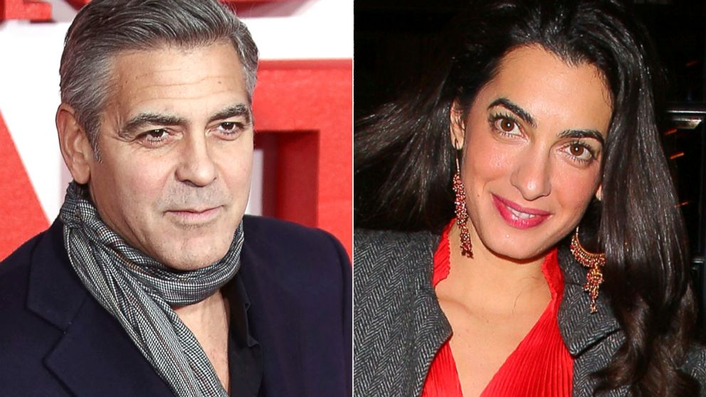 Clooney Engaged