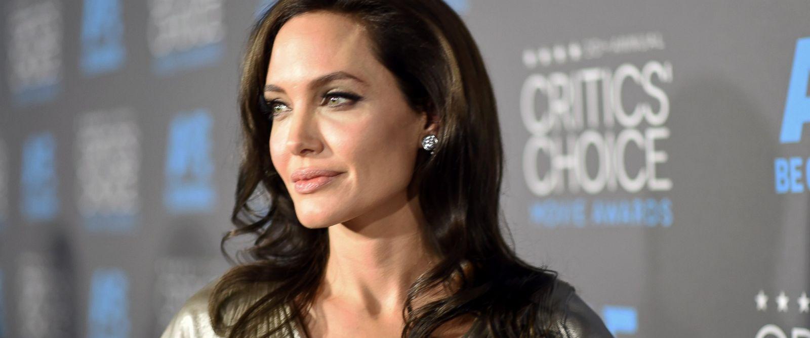 Angelina Jolie Loves Being in Menopause - ABC News Angelina Jolie