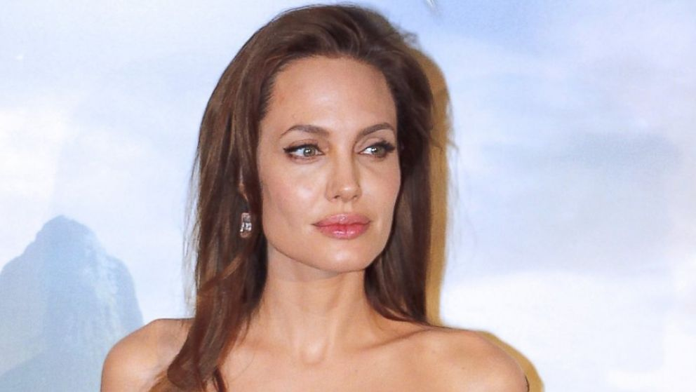 Angelina Jolie Admits, I Never Thought I'd Have Children or Be in ...