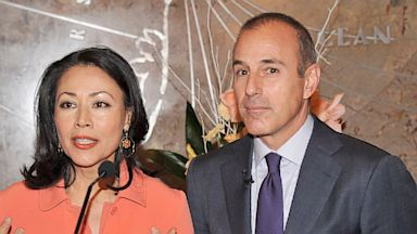 PHOTO:Ann Curry and Matt Lauer