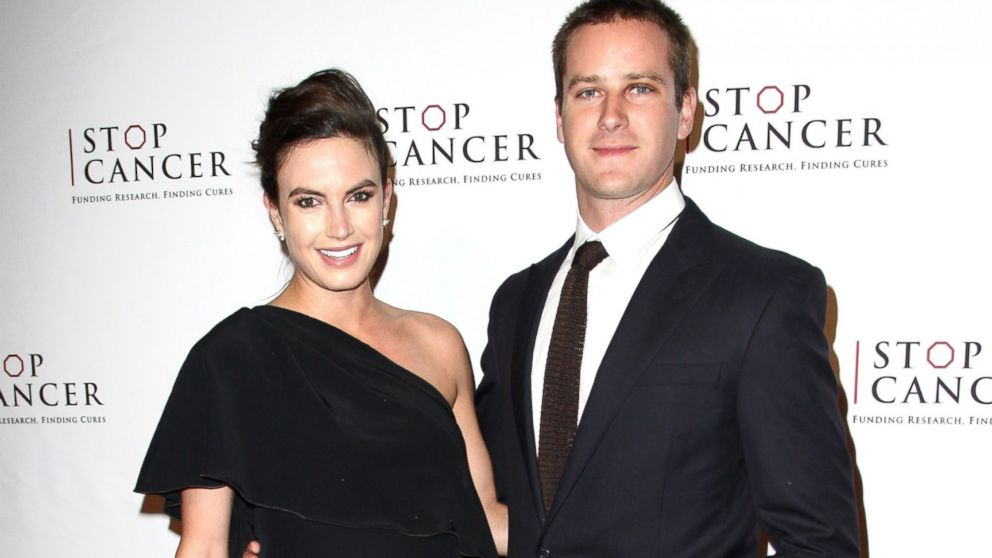 Armie Hammer and Elizabeth Chambers Welcome a Baby Girl ...