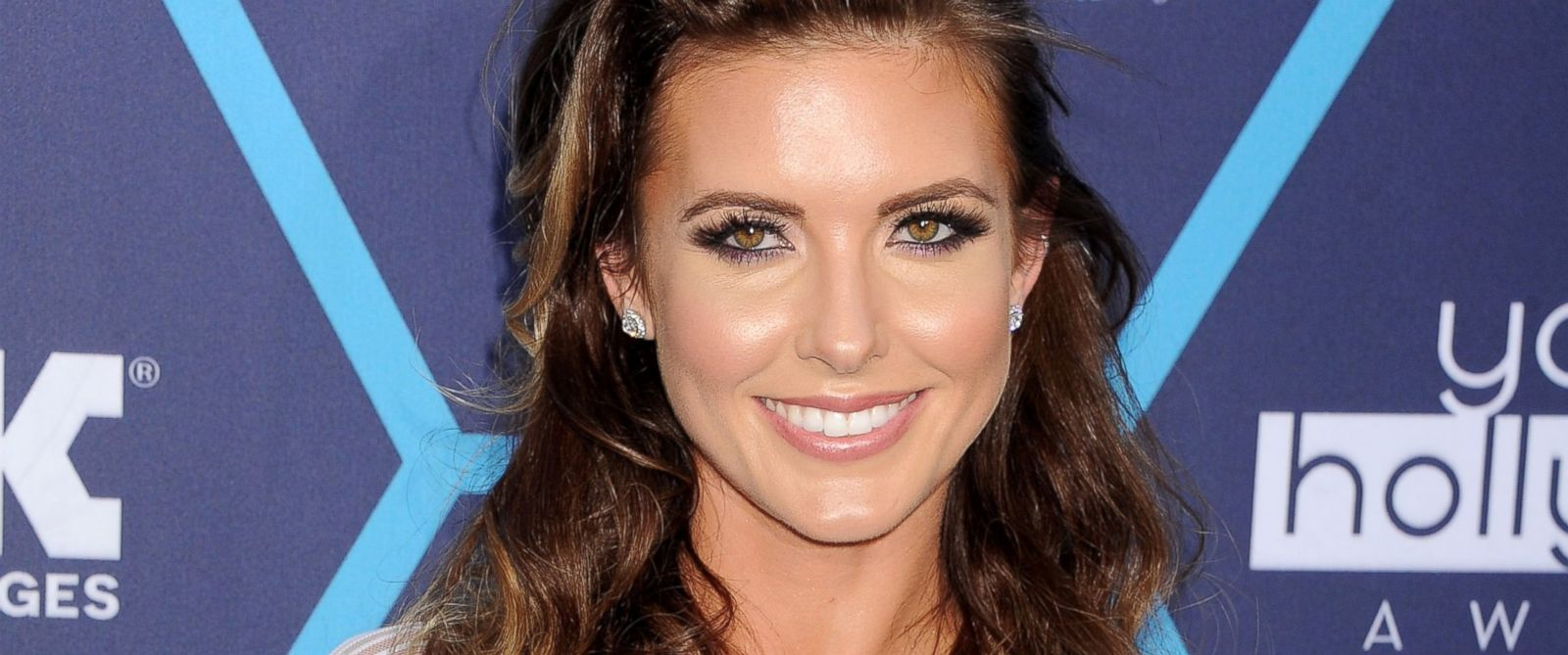 PHOTO: Audrina Patridge arrives at the 16th Annual Young Hollywood Awards at The Wiltern, July 27, 2014, in Los Angeles.