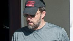 Ben Affleck Steps Out in LA