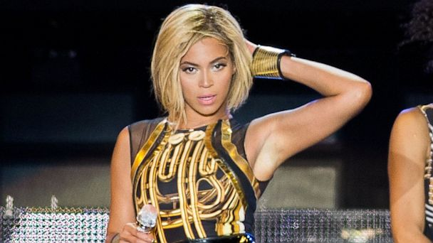 PHOTO: Beyonce headlines the Virgin Media Stage in England
