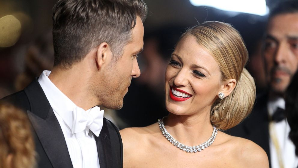 Ryan Reynolds And Blake Lively Blake Lively Opens Up About