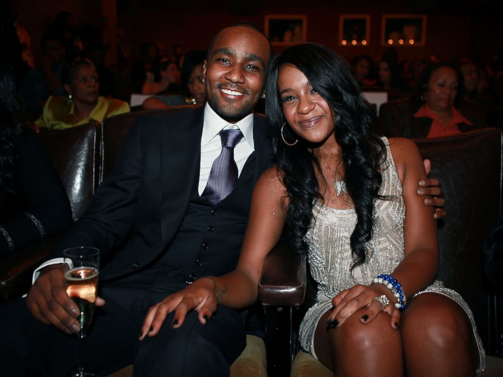 PHOTO: In this file photo, Nick Gordon, left, and Bobbi Kristina Brown, right, attend The Houstons: On Our Own series premiere party on Oct. 22, 2012 in New York City.