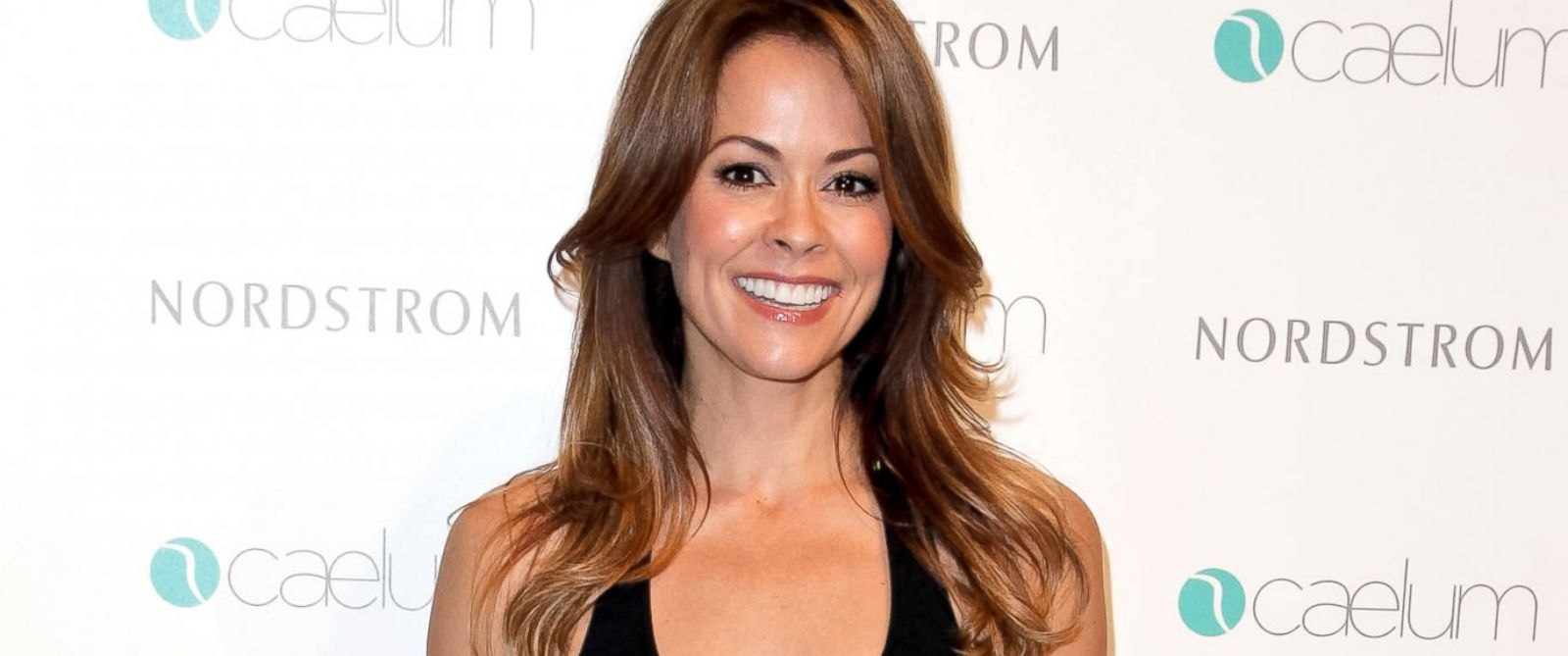 PHOTO: Brooke Burke-Charvet celebrates the launch of her fitness apparel line Caelu at Nordstrom at the Grove, May 17, 2014, in Los Angeles.