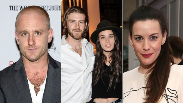PHOTO: Ben Foster, June 19, 2013 in New York City. | Jon Foster and Chelsea Tyler in Los Angeles, Oct. 15, 2013. | Liv Tyler, Jan. 13, 2014 in New York City.