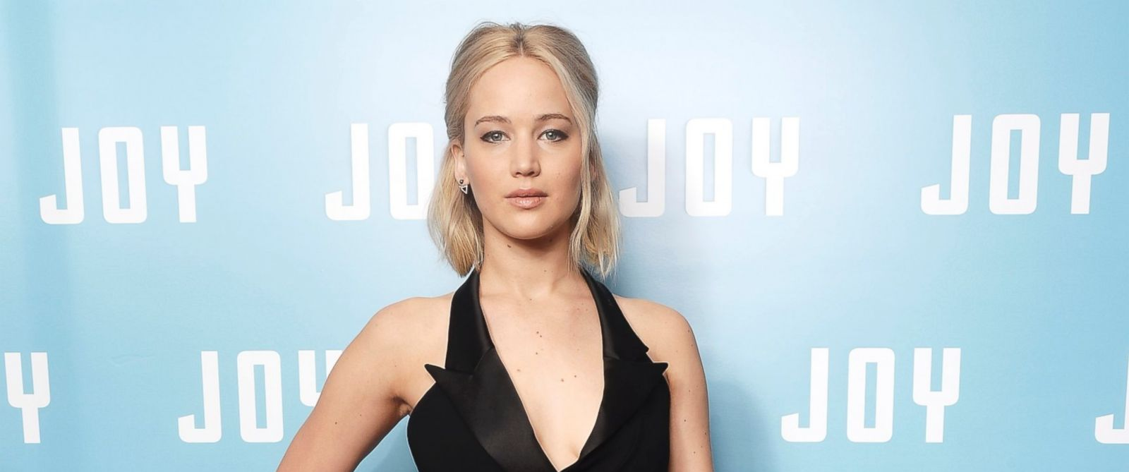 """PHOTO:Jennifer Lawrence attends a special screening of """"Joy"""" at Ham Yard Hotel, Dec. 17, 2015, in London."""
