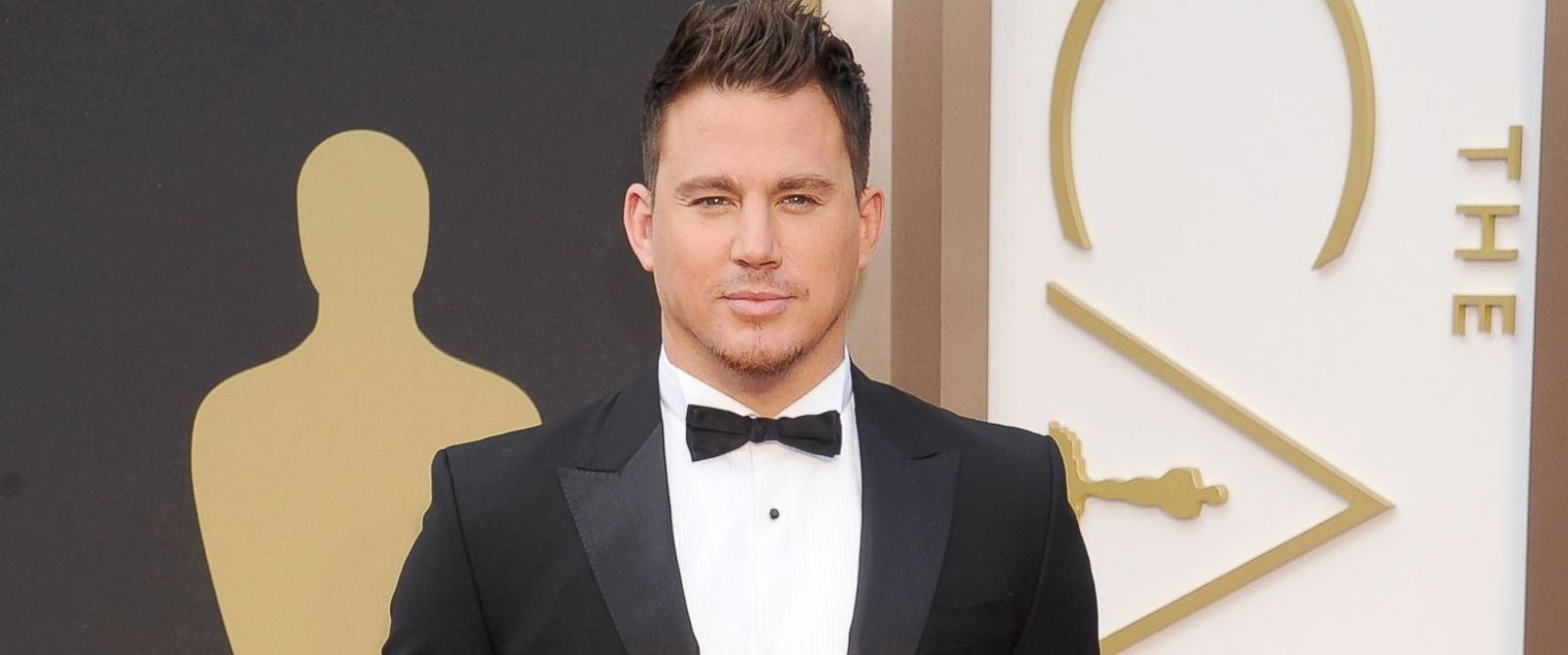 PHOTO: Channing Tatum arrives at the 86th Annual Academy Awards at Hollywood & Highland Center, March 2, 2014, in Hollywood, Calif.