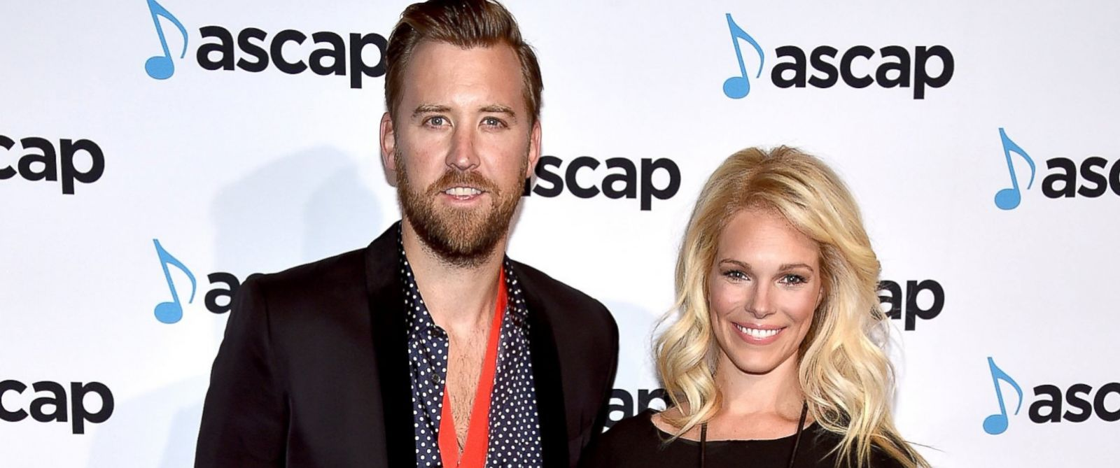 PHOTO: Charles Kelley of Lady Antebellum and Cassie McConnell attend the 53rd annual ASCAP Country Music awards at the Omni Hotel, Nov. 2, 2015, in Nashville.