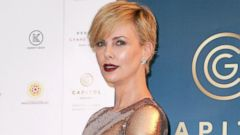 See Charlize Theron Become a Redhead for New Film