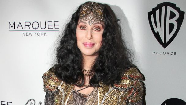 """PHOTO: Cher kicks off 2013 Gay Pride NYC at """"Q Thursdays"""" at Marquee in New York, June 27, 2013."""