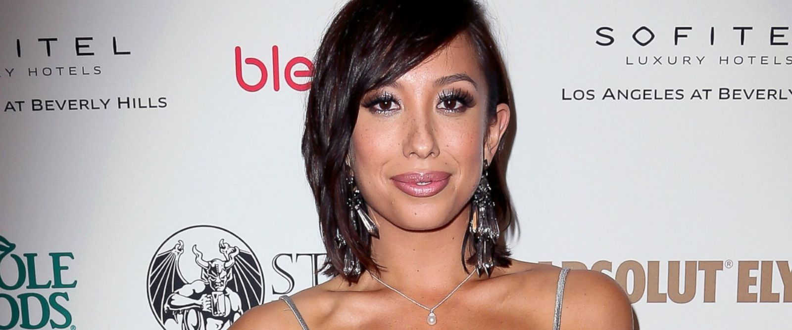 """PHOTO: Cheryl Burke attends the """"Dancing with the Stars"""" Season 18 official wrap party at the Sofitel Hotel, May 20, 2014, in Los Angeles."""