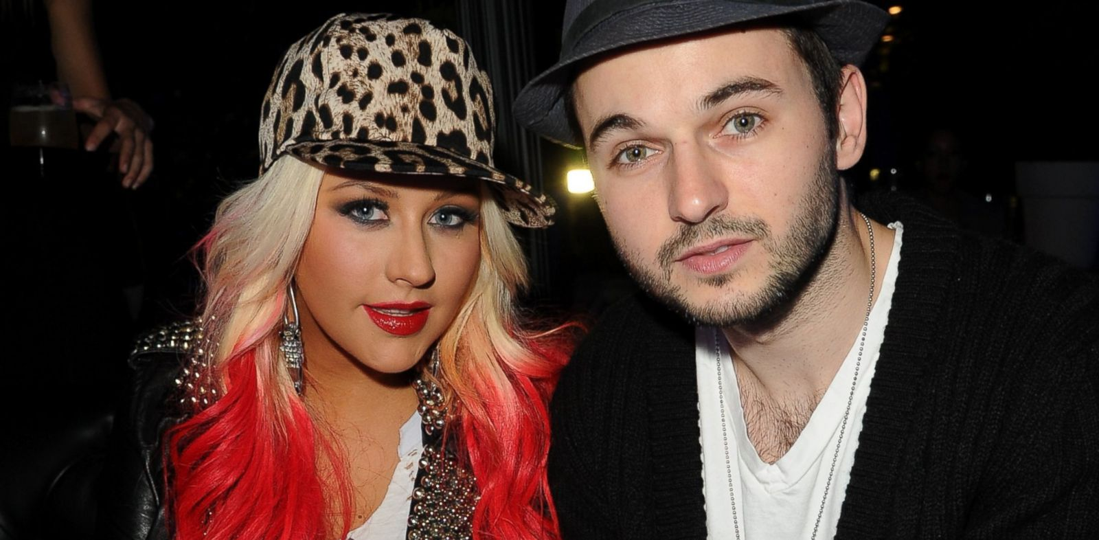 PHOTO: Christina Aguilera and Matt Rutler