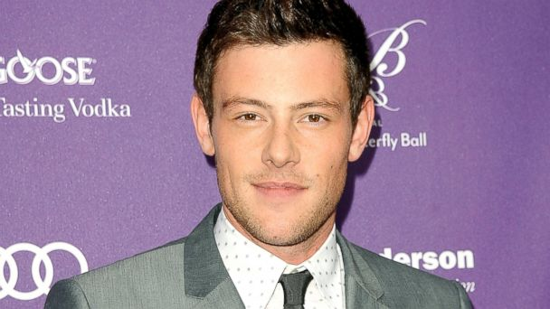 Cory Monteith attends the 12th annual Chrysalis Butterfly Ball in Los Angeles, June 8, 2013.