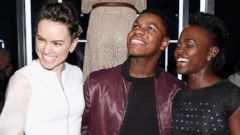 The Force Is Strong With New Star Wars Cast