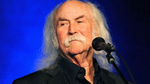 PHOTO: David Crosby performs in concert at City Winery, Jan. 29, 2014, in New York City.