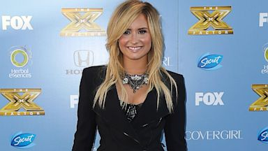 "PHOTO: Demi Lovato attends ""The X Factor"" Season 3 premiere party in Los Angeles, Sept. 5, 2013."