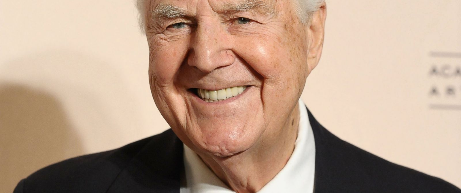 PHOTO: Don Pardo attends the Academy of Televisions 19th annual Hall of Fame induction gala on Jan. 20, 2010 in Beverly Hills, Calif.