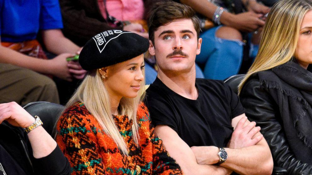 Zac Efron Girlfriend 2014 Zac Efron s Girlfriend Sami