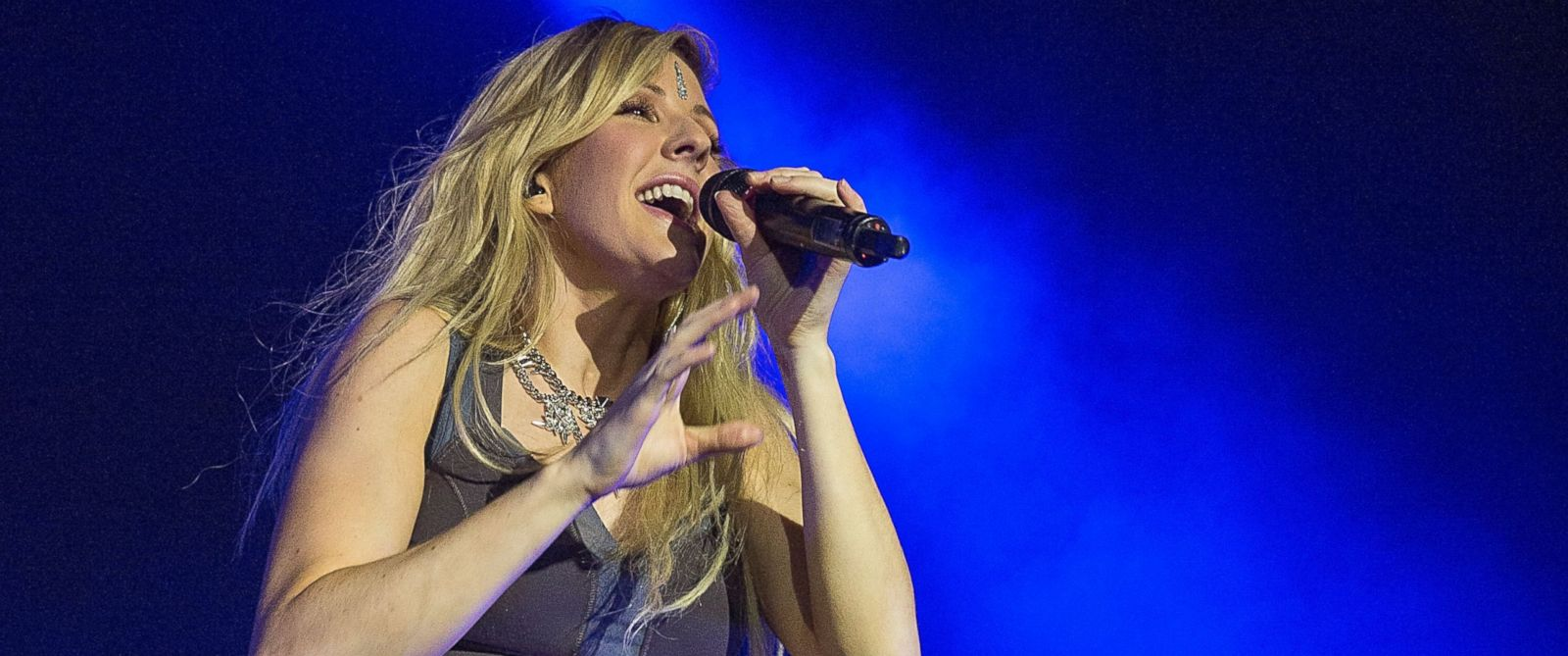 PHOTO: Ellie Goulding performs on March 22, 2014 in Austin, Texas.