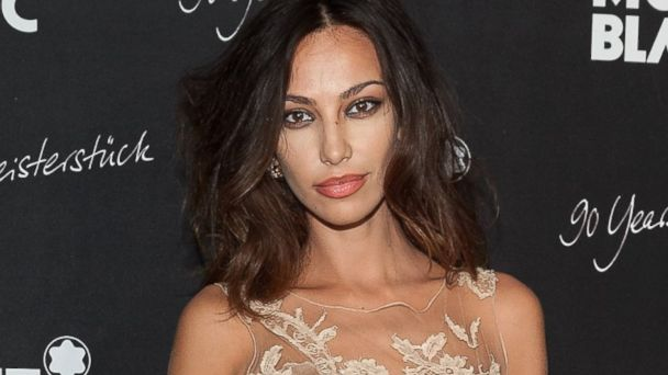 PHOTO: Madalina Ghenea attends Montblanc Celebrates 90 Years Of Meisterstuck at Guastavinos, April 3, 2014 in New York City.