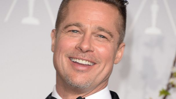 PHOTO: Producer Brad Pitt, winner of Best Picture for 12 Years a Slave, poses in the press room during the Oscars at Loews Hollywood Hotel in this March 2, 2014, file photo in Hollywood, Calif.