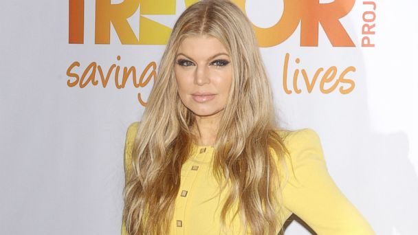 PHOTO: Fergie Duhamel, in this file photo, arrives at the 15th Annual Trevor Project Benefit on Dec. 8, 2013 in Hollywood, Calif.