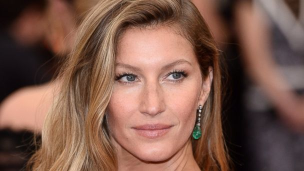 "PHOTO: Gisele Bundchen attends the ""Charles James: Beyond Fashion"" Costume Institute Gala held at the Metropolitan Museum of Art in this May 5, 2014, file photo in New York City."