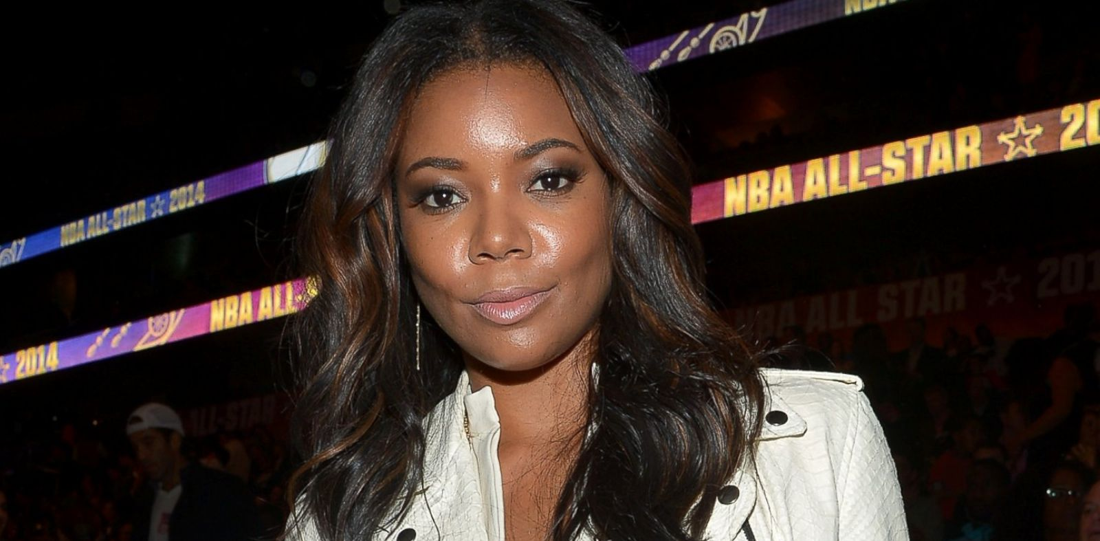 PHOTO: Gabrielle Union attends the 63rd NBA All-Star Game, Feb. 16, 2014, in New Orleans.