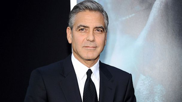 PHOTO: George Clooney