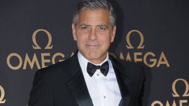 PHOTO: George Clooney is pictured on May 16, 2014 in Shanghai, China.