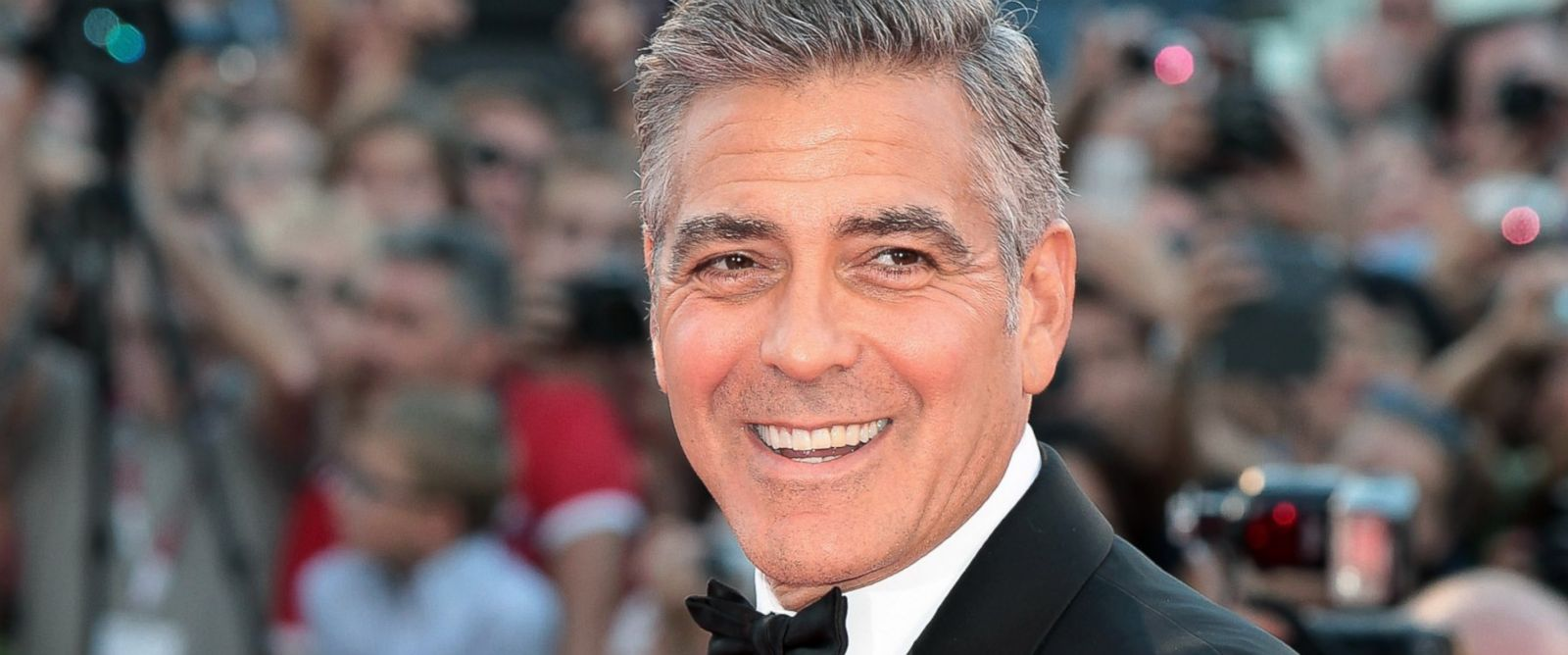 PHOTO: Actor George Clooney attends Gravity Premiere and Opening Ceremony during the 70th Venice International Film Festival at the Palazzo del Cinema in this Aug. 28, 2013, file photo.