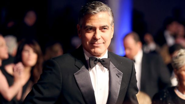 PHOTO: George Clooney during the 26th Anniversary Carousel Of Hope Ball presented by Mercedes-Benz at The Beverly Hilton Hotel in Beverly Hills, Calif., Oct. 20, 2012.